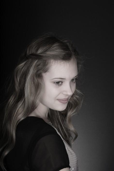 portræt foto af susanne buhl